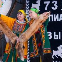 Олимпиада по Северному многоборью :: Дмитрий Сиялов