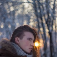 Winter sunshine :: Ketrin Darm