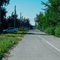 В соседнее село на дискотеку :: Света Кондрашова