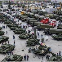 """Армия-2016. Парк """"Патриот"""" :: Игорь Волков"""