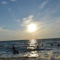 море...закат... :: Светлана