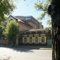 Старые дома . :: Наталья Тимофеева