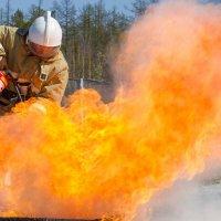 Борьба с огнем :: Дмитрий Сиялов