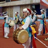 Корейские барабаны :: Mariya Zazerkalnaya