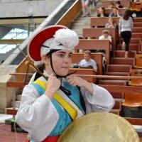 Милая барабанщица :: Mariya Zazerkalnaya