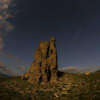 Ночь в Баргузинской долине :: Павел Федоров