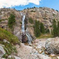Водопад Бурхан Булак :: Dmitriy Sagurov