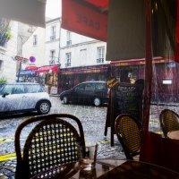 Дождь в Париже :: Valery