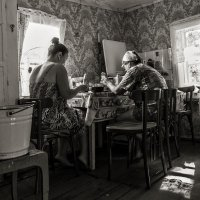 Суп с приправой из чудес? :: Ирина Данилова