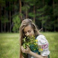 Запах леса :: Инесса Янцен