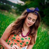 читать книги - это модно :: Виктория Левина