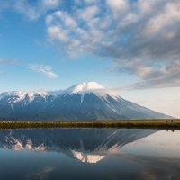 вулкан Толбачик :: Сергей Погодаев