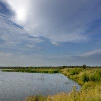 небо над прудом :: gribushko грибушко Николай