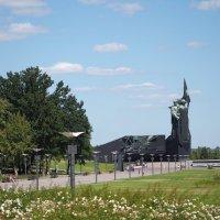Монумент «Твоим освободителям, Донбасс» («Освободителям Донбасса») :: Игорь
