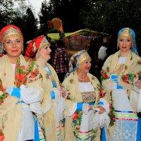 Гости праздника коренного населения :: Виктор Шведин