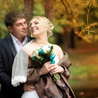 осенний поцелуй :: Мила Гусева