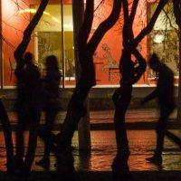 Вечерняя суета в городе N :: Алексей (АСкет) Степанов