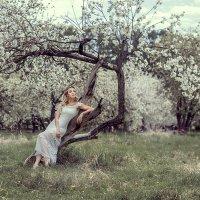 весенняя :: Yana Sergeenkova