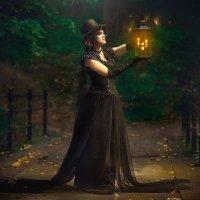 Волшебный фонарик :: Виктор Седов