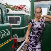 В компании локомотивов :: Дима Пискунов