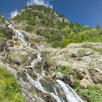 долина Махар (100 метровый водопад) :: Евгений Khripp