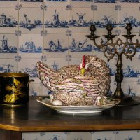 натюрморт  из голландского домика в  Кусково :: Лариса *