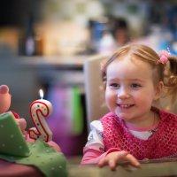 2-ой день рождения Анечки :: Эльмира Суворова