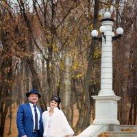 Осенняя свадьба :: Самир Аббасов