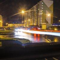 сидел в машине решил снять :: Ильназ Фархутдинов