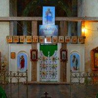 Иконостас. Михайло - Клопский монастырь. :: Sergey Serebrykov