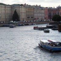 Водные прогулки. :: Марина Харченкова
