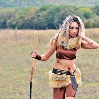 "Фото проект ""Амазонка"" :: @tormenta_lisa Gavrashenko"