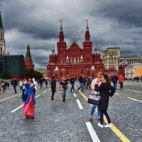 Москва – России краса. :: Лара ***