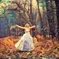 Волшебный лес :: Paul B.