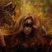 ведьма :: Veronika G