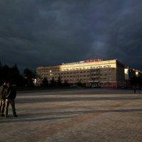 Деталь, выделенная солнцем :: Николай Филоненко