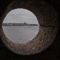 Город в каменном кольце :: Сергей Анисимов