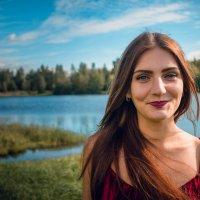 Девушка... :: Олег Гаврилов