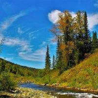 И синева осеннего неба :: Сергей Чиняев