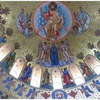 Плафон Морского собора в Кронштадте :: Наталья