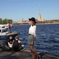 В Питере :: Наталья