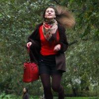 """Фотопроект :""""Street-casual"""" Модель Женя (бегом на фотосессию) :: Алексей Корнеев"""
