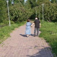 В ногу по жизни :: Надежда Баликова