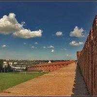 стены древнего Смоленска :: Дмитрий Анцыферов