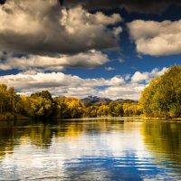 Сентябрь.Река Камчатка. :: Евгений Житников
