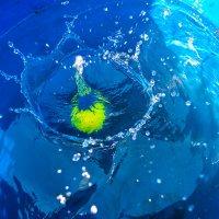 упал мячик в воду :: Света Кондрашова