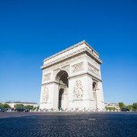 Прогулки по Парижу :: Алла Панасенко