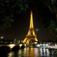 Париж мне будет сниться... :: Алла Панасенко