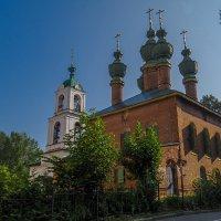 Церковь Благовещения :: Сергей Цветков