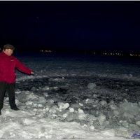 Место падения МЕТЕОРИТА в озеро Чебаркуль :: Дмитрий Петренко